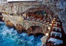 Εστιατόριο χτισμένο μέσα σε ιταλική σπηλιά προσφέρει θέα που κόβει την ανάσα (1)