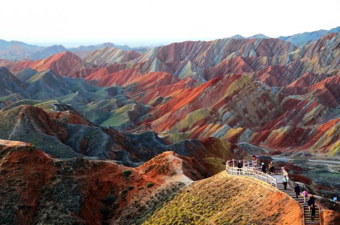 Εκπληκτικά μέρη που μοιάζουν βγαλμένα από άλλο πλανήτη (9)