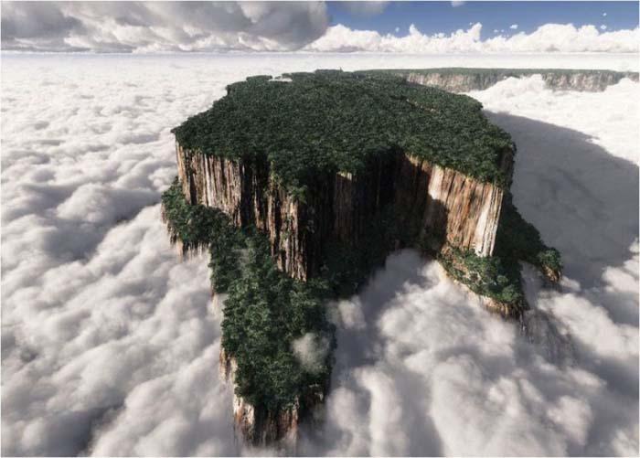 Εκπληκτικά μέρη που μοιάζουν βγαλμένα από άλλο πλανήτη (10)
