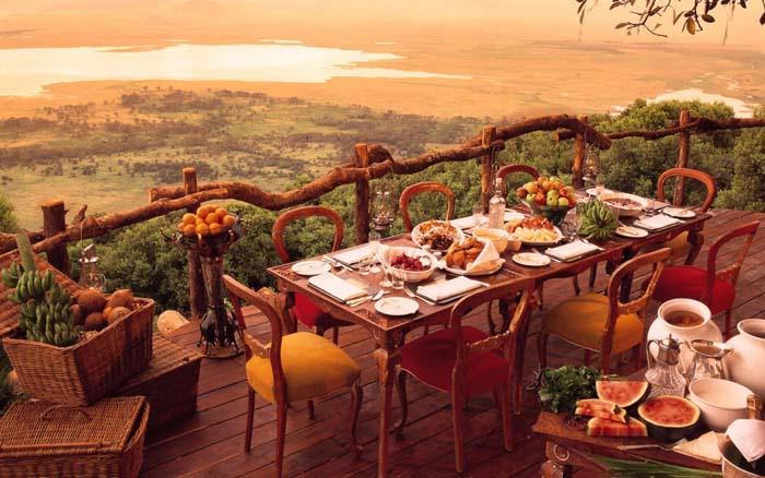 Μοναδικά εστιατόρια που θα σας κάνουν να ξεχάσετε το φαγητό (11)