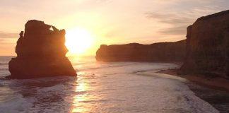 Εκπληκτική Αυστραλία: Μια εναέρια περιήγηση