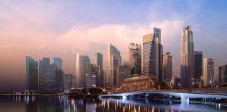 Σιγκαπούρη μέσα από ένα Timelapse