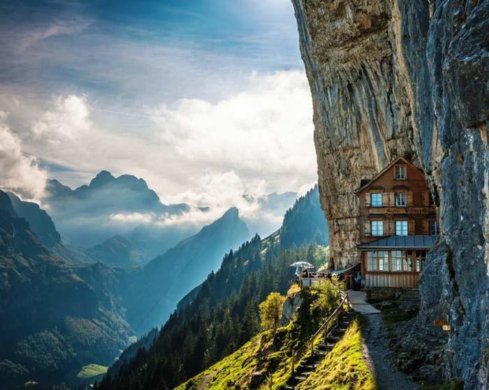 Εκπληκτικά ξενοδοχεία (1)