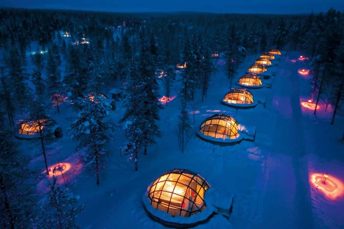 Εκπληκτικά ξενοδοχεία (2)