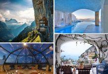 22 εκπληκτικά ξενοδοχεία στα οποία θα θέλατε να βρεθείτε αμέσως τώρα