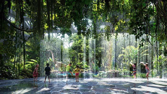 Το πρώτο ξενοδοχείο στον κόσμο με το δικό του τροπικό δάσος (5)