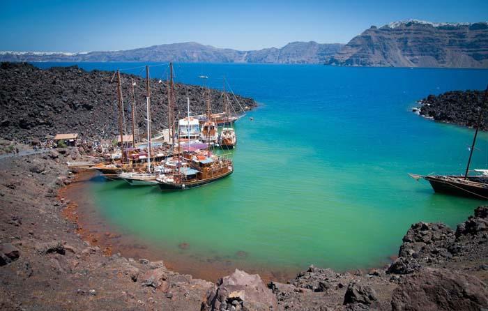 Ηφαίστεια στην Ελλάδα (2)